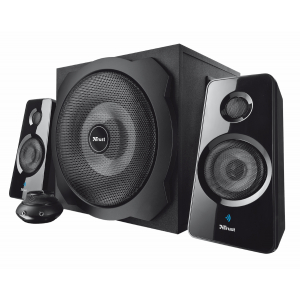 19367 Колонки Trust TYTAN 2.1 SUBWOOFER SPEAKER SET WITH BLUETOOTH - BLACK (2/16)