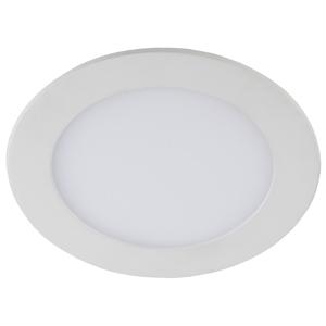 LED 1-12-4K Светильник ЭРА светодиодный круглый LED 12W 220V 4000K (30/720)