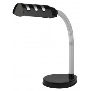 ЭРА наст.светильник NE-302-E27-15W-BK черный (18/72)