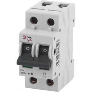 ЭРА Pro Выключатель нагрузки NO-902-88 ВН-32 2P 63A (6/90/2520)