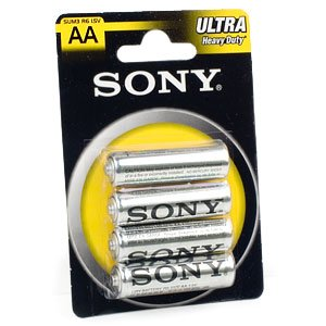 Sony R6-4BL NEW ULTRA [SUM3NUB4A] (4/48/24336)