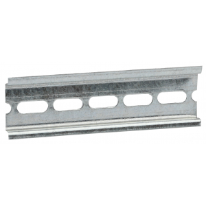 ЭРА DIN-рейка оцинкованная, перфорированная 110 мм (7,5х35х110) (100/10500)