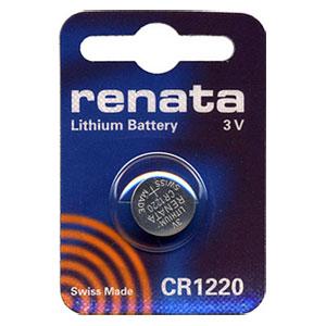 Renata CR1220-1BL (10/300/36000)