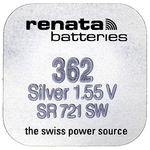 Renata R362 SR58 (10/100/10500)