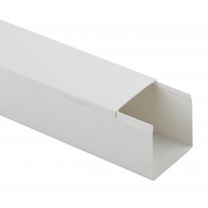Кабель-канал ЭРА 60x60 белый (18м.) (9/180)