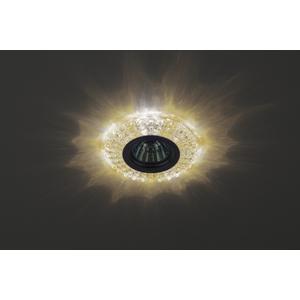 DK LD2 TEA/WH Светильник ЭРА декор c белой светодиодной подсветкой, чай (50/1400)