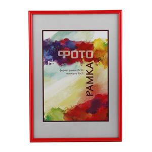 Image Art Image Art 6008-8/R , цв. красный. Размер 21*30 с подставкой(12) (12/432)