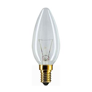 020045 PILA B35 60W 230V  E14 свеча CL (10/100/6000)