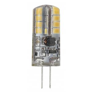 LED JC-2,5W-12V-840-G4 ЭРА (диод, капсула, 2,5Вт, нейтр, G4) (100/1000/36000)