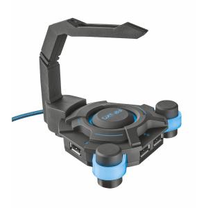 20816 Разветв-ль Trust GXT 213 USB HUB & MOUSE BUNGEE (20/360)