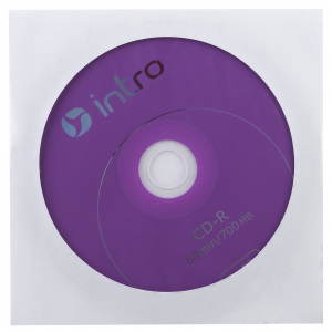 Intro СD-R INTRO 52X 700MB  конверт (150/600/14400)
