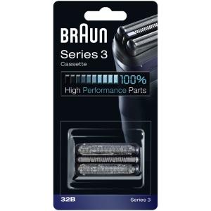 Braun Сетка + режущий блок 32B Series3 MicroComb (10/300/3600)