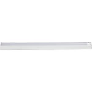 ЭРА линейный LED светильник LLED-02-08W-4000-MS-W с датчиком движения (25/875)