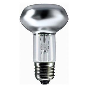 043665 Philips spot R63 60W E27 230V рефлект 30D (30/2100)