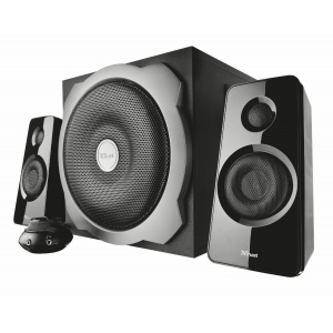 19019 Колонки Trust TYTAN 2.1 SUBWOOFER SPEAKER SET - BLACK (2/16)
