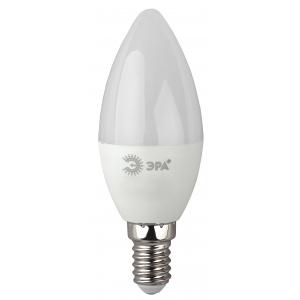 ECO LED B35-10W-827-E14 ЭРА (диод, свеча, 10Вт, тепл, E14) (10/100/3500)