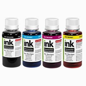 HW350Y01 ColorWay Ink for HP 134/135 Yellow HW350Y 100ML/Bot чернила (60/1800)