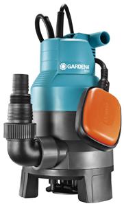 01790-20.000.00 GARDENA Насос дренажный гр/вода 6000 (60)