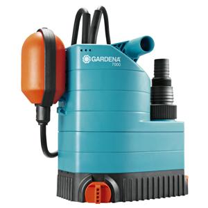 01780-20.000.00 GARDENA Насос дренажный для чистой воды 7000 Classic (80)