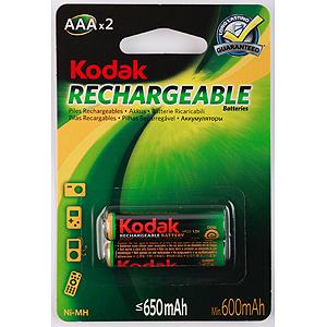 Kodak HR03-2BL 850mАh Pre-Charged  [K3AHRP-2/850mАh] (20/240/20160)