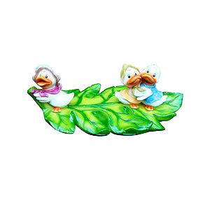 GRWD3-20 GREEN APPLE Фигура плавающая Утята 2 30.3*18.2*11.3 (16/32)