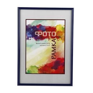 Image Art Image Art 6008-8/F, цв. синий ,разменр 21*30 с подставкой (12) (12/432)