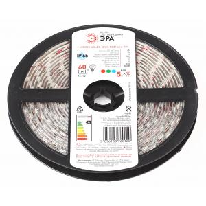 ЭРА Лента светодиодная LS5050-60LED-IP65-RGB-eco-5m (80/1440)