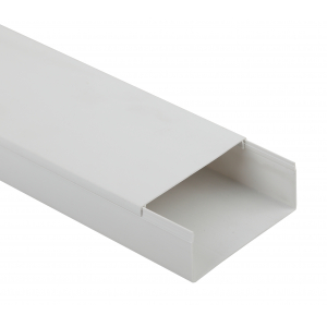 Кабель-канал ЭРА 100x40 белый (16м.) (8/160)