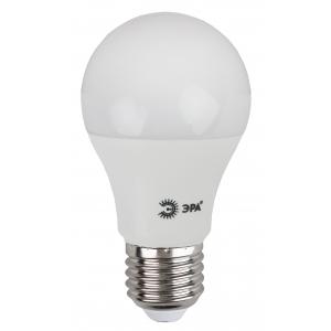 LED A60-15W-860-E27 ЭРА (диод, груша, 15Вт, хол, E27) (10/100/1200)
