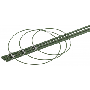 GFS-3-60 GREEN APPLE Поддержка для цветов 3 кольца 60см (60/600)