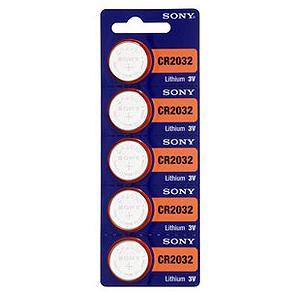 Sony CR2032-5BL [CR2032-BEA] (100/500/98000)