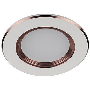 KL LED 4SC/WH Светильник ЭРА светодиод. LED 3*1W  210LM 220V 3200K (3/30)