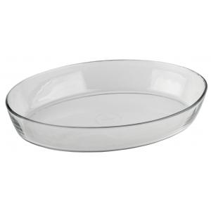 Marinex Овальная стекл.форма д/запекания  1,6 л (26*18 см) (100)