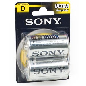 Sony R20-2BL NEW ULTRA [SUM1NUB2A] (2/24/5040)