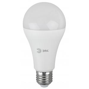 LED A65-21W-860-E27 ЭРА (диод, груша, 21Вт, хол, E27) (10/100/1200)