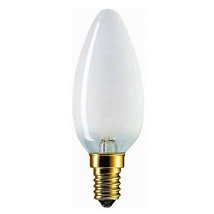 020298 PILA B35 40W 230V  E14 свеча FR (10/100/7200)
