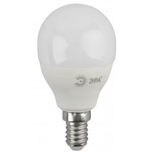 ECO LED P45-10W-840-E14 ЭРА (диод, шар, 10Вт, нейтр, E14) (10/100/2800)