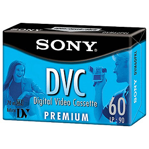 Sony DVM 60 PR Premium (5/100/6400)