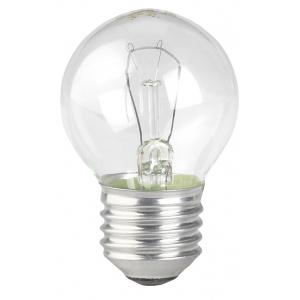 ЭРА ДШ (А45) 60Вт 230V E27 шарик, прозр. в цветной гофре (192/4608)