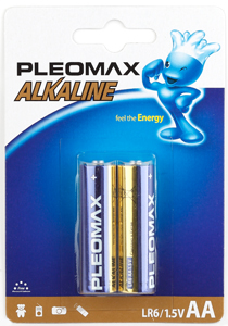 Pleomax LR6-2BL (20/400/14400)