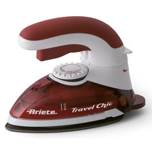 Ariete Утюг Travel Iron. Мощность 800Вт, поверхность - антипригарное покрытие (8/256)