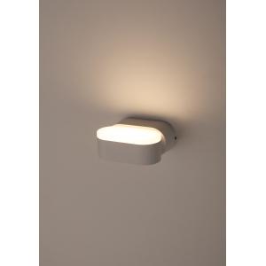 WL9 WH Подсветка ЭРА Декоративная подсветка светодиодная 6Вт IP 54 белый (20/800)