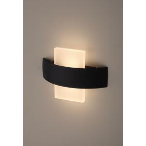 WL7 WH+BK Подсветка ЭРА Декоративная подсветка светодиодная 6Вт IP 20 белый/черный (16/288)