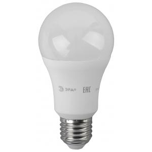 ECO LED A60-16W-827-E27 ЭРА (диод, груша, 16Вт, тепл, E27) (10/100/1500)