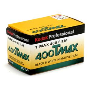 8947947 Kodak T- MAX 400 TMY 135-36 (1)(20)  (ч/б) (100/10200)