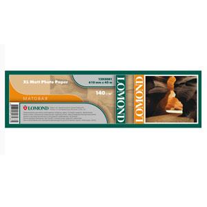 1202081 Lomond Ролик для плоттера 140 г матовая (610*30*50) (54)