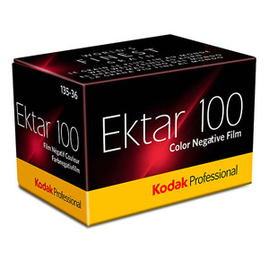 6031330 Kodak цв.нег ф/пл ЭКТАР 100 135-36 (1) (20/7200)