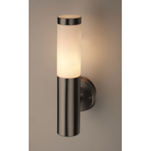 WL17 Подсветка ЭРА Декоративная подсветка E27 MAX40W IP44 хром/белый (12/96)