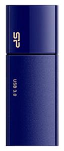 Флэш-диск Silicon Power 16 Gb Blaze B05 Deep Blue USB 3.0 (500)