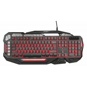 21201 Клав Trust GXT 285 ADVANCED GAMING KEYBOARD (7/112)